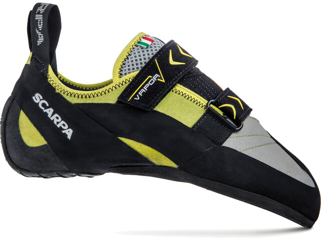 Scarpa M's Vapor V Climbing Shoes lime fluo